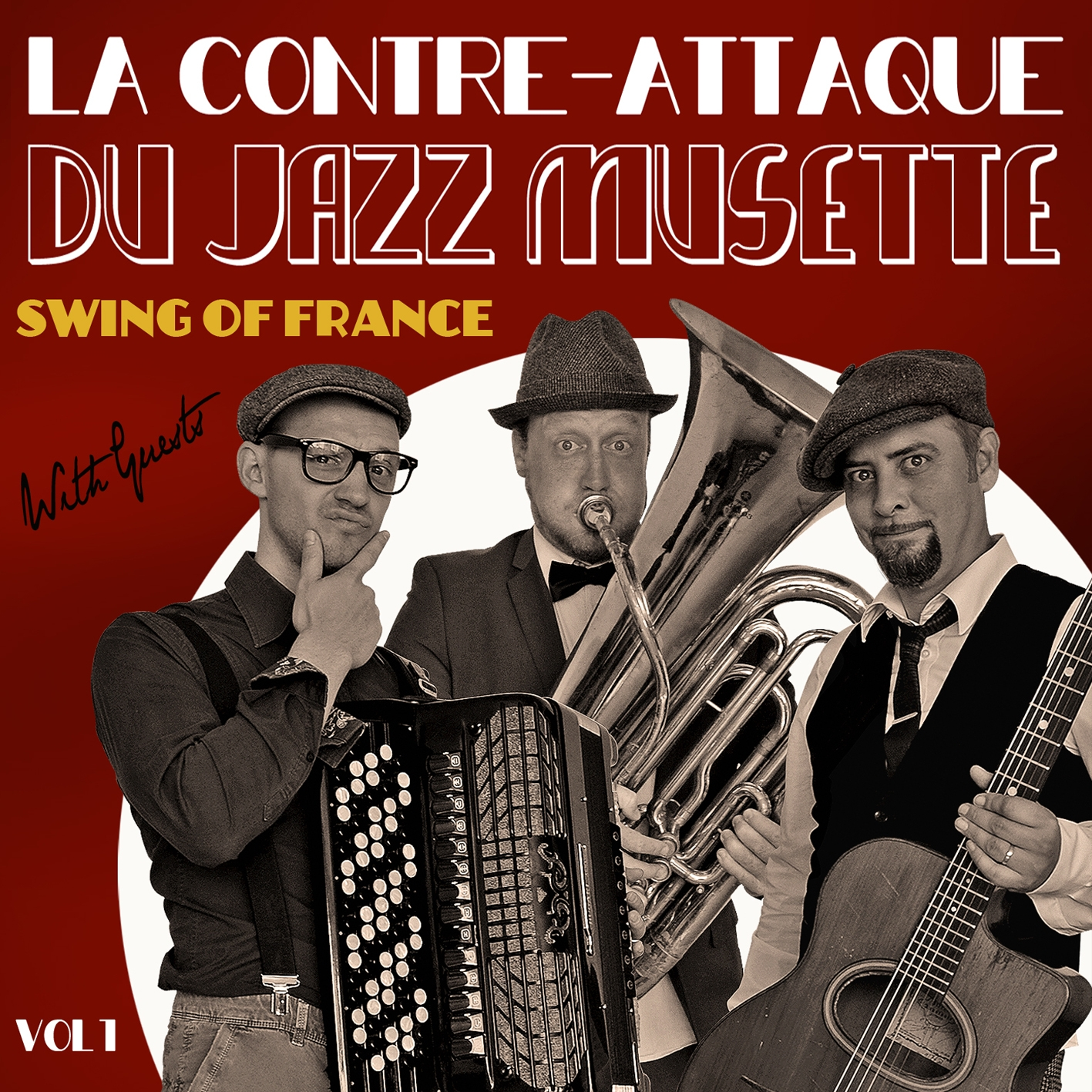 Swing Of France Quartet_profile