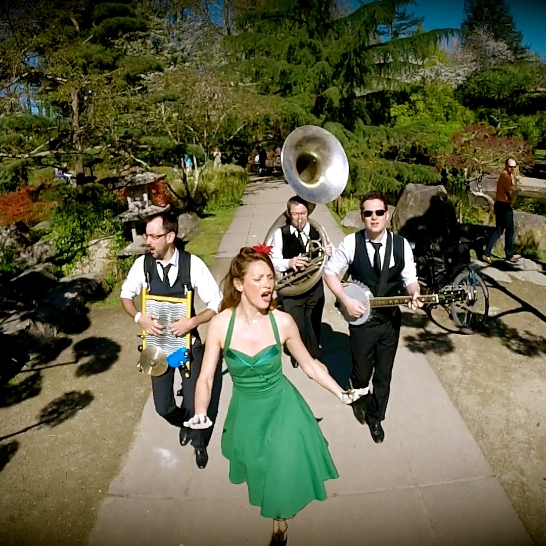 The Sassy Swingers, Quartet New Orleans_profile
